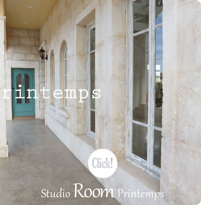Studio Room Printemps